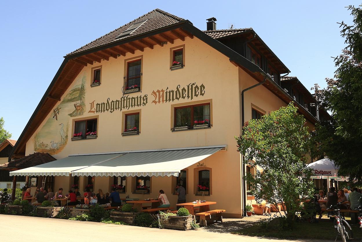 Landgasthaus Mindelsee in Allensbach